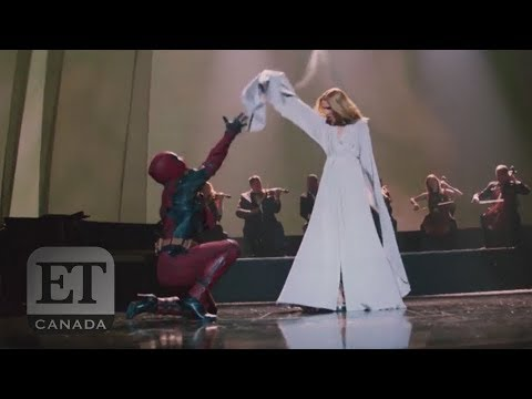 Video Celine Dion's Hilarious 'Deadpool 2' Music Video download in MP3, 3GP, MP4, WEBM, AVI, FLV January 2017