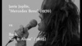 Mashup - Janis Joplin vs Beck