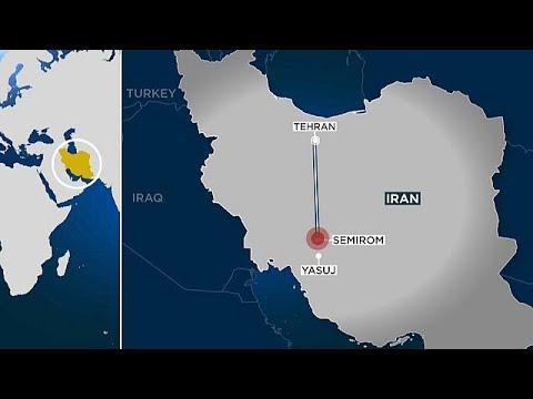 Flugzeugabsturz im Iran: Alle 66 Menschen an Bord sin ...