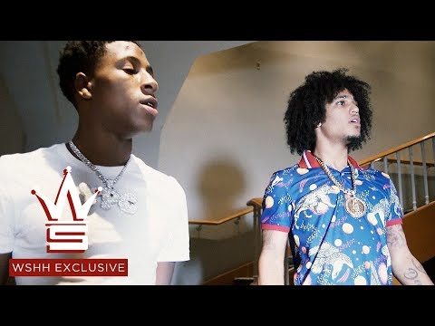 "Project Youngin ""Meant To Be"" Feat. Bigga Rankin (WSHH Exclusive - Official Music Video)"