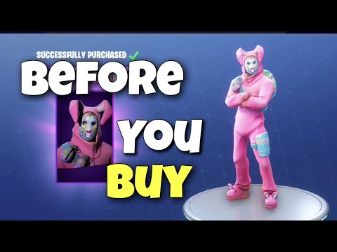 Rabbit Raider Bunny Brawer Carrot Stick Before You Buy Fortnite