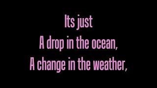 Video Ron Pope- A Drop In The Ocean- lyrics MP3, 3GP, MP4, WEBM, AVI, FLV Agustus 2018