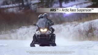 5. Arctic Cat Pantera 7000 XT LTD 2017