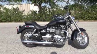 10. Used 2014 Triumph America for sale in Tampa