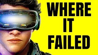Video The Problem With Ready Player One MP3, 3GP, MP4, WEBM, AVI, FLV Juli 2018