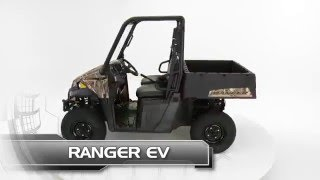 10. Polaris Ranger EV - Off Road Vehicles