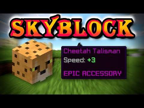 Solo Hypixel SkyBlock [177] The new easiest Epic Talisman