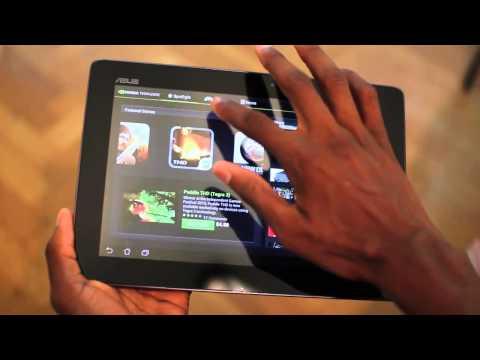 Asus Transformer Pad Infinity Review 2013
