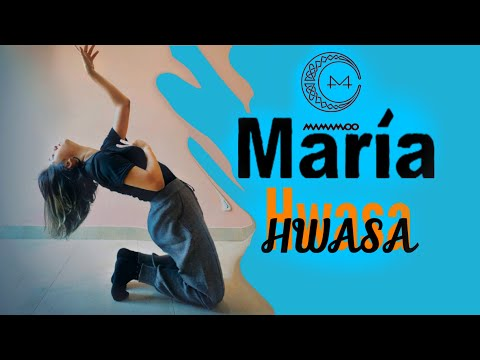 Hwasa - Maria | Dance Cover (CHORUS part) by 🇧🇩 Rupom | Exotic Avengerz