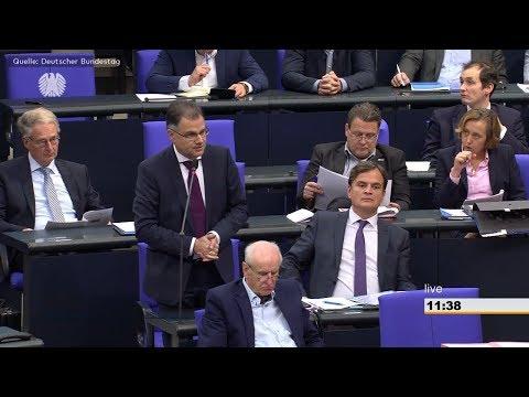 Bundestag: Jürgen Braun (AfD) erzwingt den