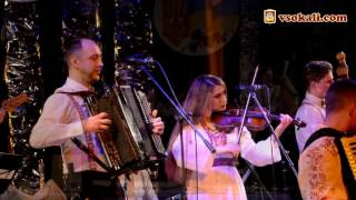 """Щедрик"" у виконанні Galicia Folk Band .Сокаль 2017"