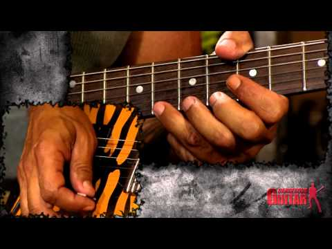 George Lynch Blues Lick