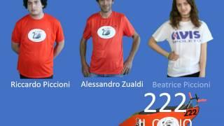 #vaporetti2017 Equipaggio N°222 Associazione Il Cigno