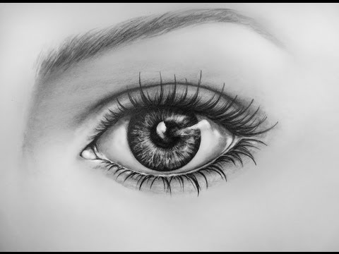 eye pencil - How To Draw An Eye - Time Lapse of Realistic Eye Drawing using Pencil Hope you enjoyed watching this speed drawing on how to draw a realistic eye.This is how...