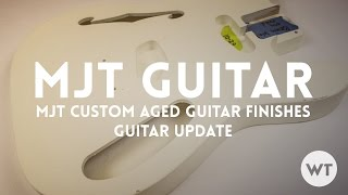 Video MJT Custom Aged Guitar Finishes (relic) - Check out MJT for your next guitar MP3, 3GP, MP4, WEBM, AVI, FLV Juni 2018