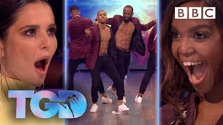 Video Froback's sizzling street dance opens the competition! - The Greatest Dancer | Auditions MP3, 3GP, MP4, WEBM, AVI, FLV Januari 2019