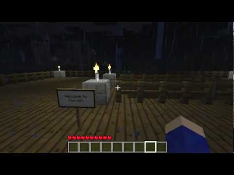 Kurast, The Island Pt. II (Part 1) Minecraft Adventure Maps with Mike and Doug!