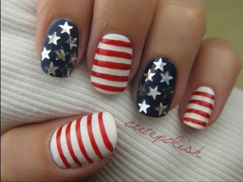 Independence Day Nails!
