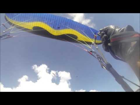 Luis Carlos FURBINO de Pinho vôo 323 em Castelo/Rampa de Ubá ES