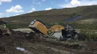 Video How to recover a stuck 349 excavator MP3, 3GP, MP4, WEBM, AVI, FLV September 2019
