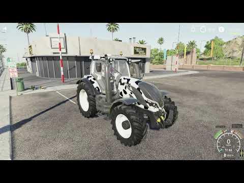 Valtra T Series CowEdition v1.0.0.0