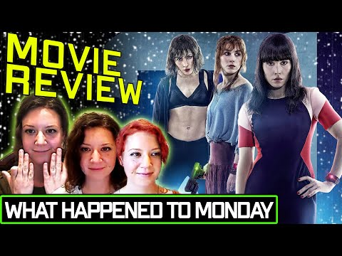 What Happened To Monday (2017) | Sci Fi Movie Review Podcast
