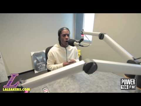 0 A$AP Rocky Says He Should Be Number 1 On MTVs Hottest MCs