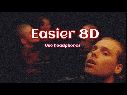 5 seconds of summer - Easier 8D (use headphones)