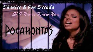 "Video Shanice & Jon Secada ""If I Never Knew You"" (Official Music Video) HD MP3, 3GP, MP4, WEBM, AVI, FLV Desember 2017"