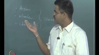 Mod-01 Lec-07 Wave Forces, Current