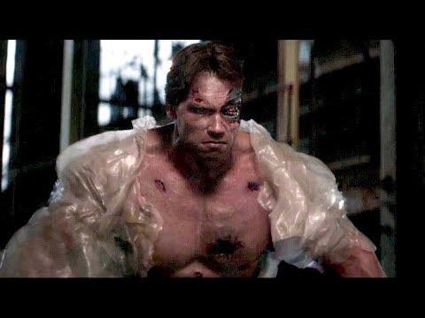 Terminator Genisys | Old Arnold Vs New Arnold | Arnold Schwarzenegger