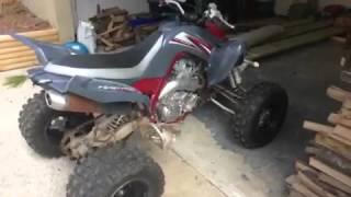 6. 2008 Raptor 700r