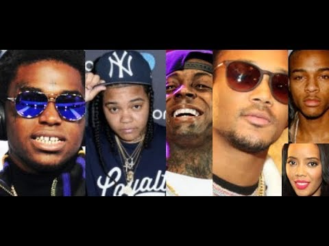 Kodak Black Diss Young M.A. and She REACTS and Romeo Beef with Bow Wow over Angela Simmons