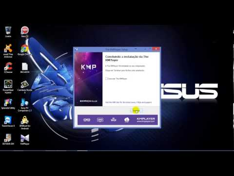 KMPLAYER, VER FILME 3D INOVAÇÃO NO PC COMO VISTO NA TV