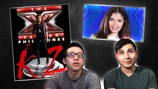 Video GUYS REACT TO KZ Tandingan Audition on THE X FACTOR PHILIPPINES MP3, 3GP, MP4, WEBM, AVI, FLV Agustus 2018