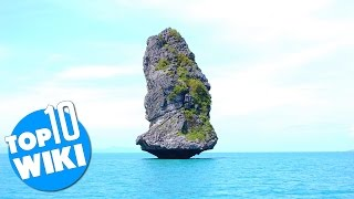 Watch top 10 weird islands, strange island, uninhabited islands. These days the uninhabited island is a natural wildlife preserve.