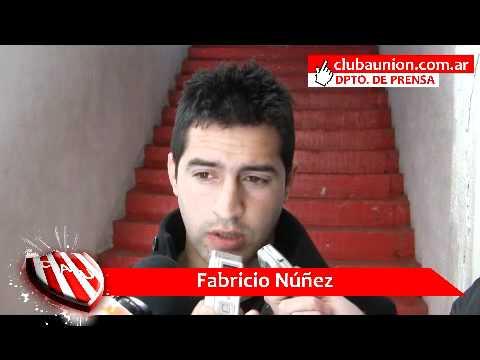 Entrevista a Fabricio Damián Nuñez