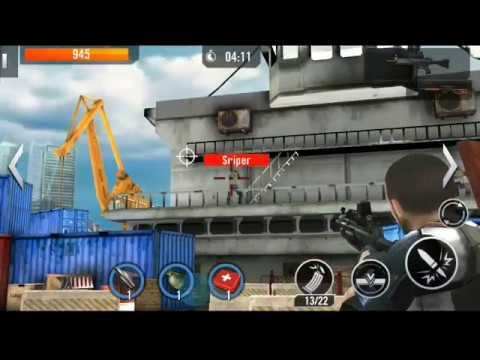 Action Elite Killer Game | Part 1| Best Android Gamingplay HD | M.J Gaming  |  Elite Killer Game