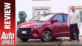 New 2020 Hyundai i10 review - has the Volkswagen up! finally met its match? by Auto Express