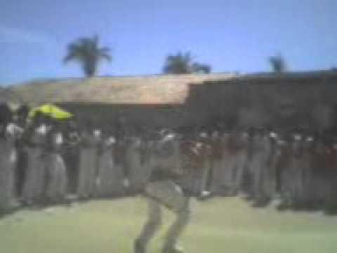 Capoeira Pallmares de Cristino Castro e Bom jesus em palmeriras  pi