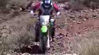 7. Kawasaki KLX450R Dirt Bike Test - Motorcycle USA