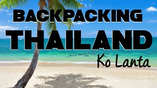 Koh Lanta Thailand  City new picture : Backpacking THAILAND - so funktioniert's | #9 Die Insel Ko Lanta