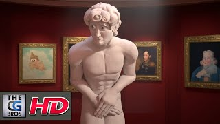 Enjoy this very humorous CGI animated short film...An embarrassed Statue of David is humiliated by the other museum artworks ...