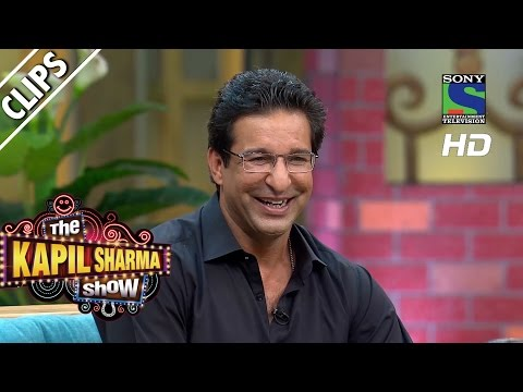 Video Wasim Akram's fanfare - The Kapil Sharma Show - Episode 4 - 1st May 2016 download in MP3, 3GP, MP4, WEBM, AVI, FLV January 2017