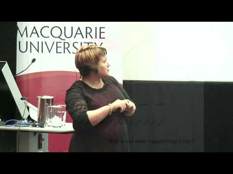 View Paul Bourke Lecture 2012- Much confusion about inclusion in Australia's largest education system video