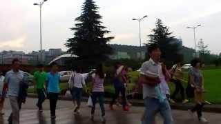 Nanchong China  City new picture : North sichuan medical college china nanchong