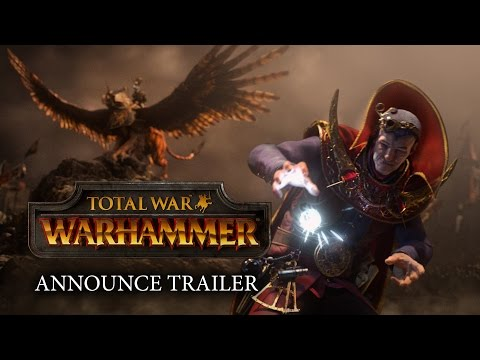 Teaser na Total War: Warhammer