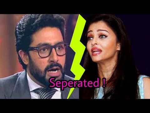 Omg ! Aishwarya Rai Bachchan got seperated from Abhishek Bachchan and Bachchan family !