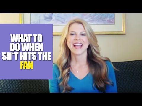 What to do when the sh*t hits the fan- EP 18