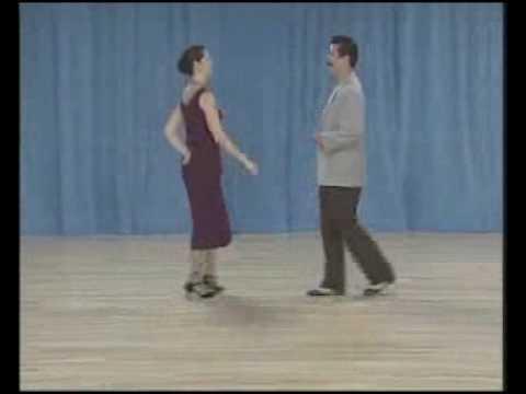 основные фигуры аргентинского танго - 06 Caminada(3 часть)
